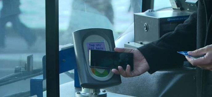 در سیدنی با کارت بانکی سوار اتوبوس شوید