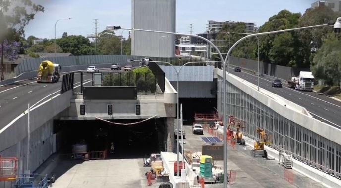 خداحافظی مردم سیدنی با کابوس ترافیک خیابان پاراماتا