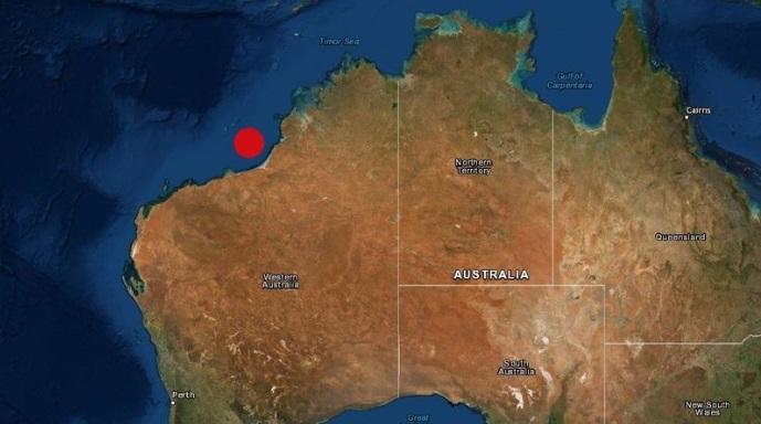زمین لرزه قدرتمند شمال غرب استرالیا را لرزاند