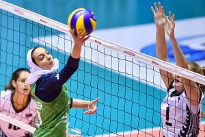 شکست ناباورانه دختران والیبالیست ایران مقابل استرالیا
