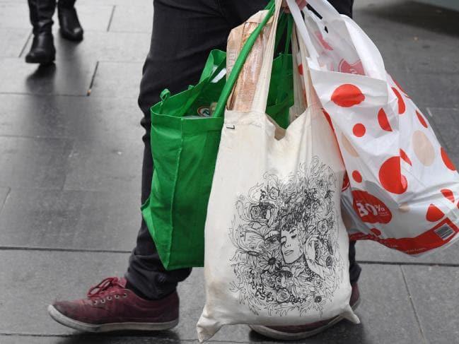 استفاده از کیسههای پلاستیکی در ویکتوریا ممنوع می شود