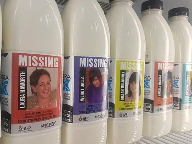 بازگشت به یک ابتکار قدیمی؛ استفاده از بطری شیر برای یافتن افراد گمشده در استرالیا