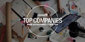 برترین شرکتهای استرالیایی برای کار کردن