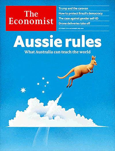 اکونومیست: استرالیا الگویی برای اقتصاد جهان