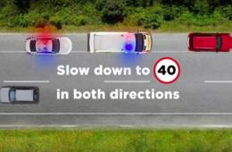 قانون جدید رانندگی با جریمه ۴۴۸ دلاری