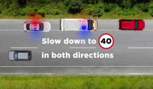 قانون جدید رانندگی با جریمه 448 دلاری