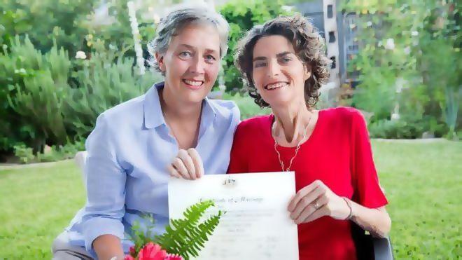 ثبت اولین ازدواج همجنسگرایان استرالیا در آستانه مرگ