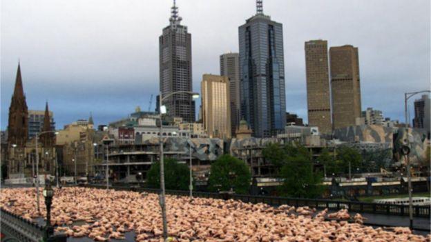 پروژه هفده سال قبل اسپنسر تونیک در ملبورن استرالیا