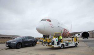 رکورد جهانی که تسلا در فرودگاه ملبورن شکست