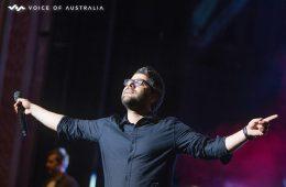 کنسرت حامد همایون در سیدنی