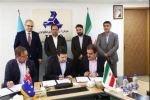 ایران با همکاری استرالیا خودرو برقی میسازد
