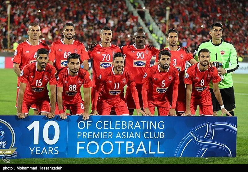 پرسپولیس رکورد تماشاگران فینال لیگ قهرمانان آسیا را زد