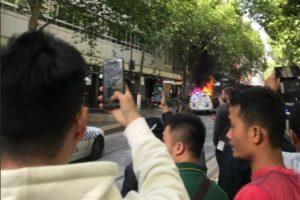حمله با سلاح سرد به مردم در ملبورن