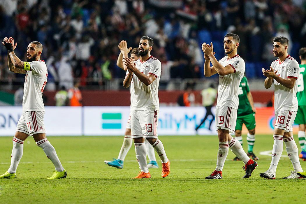 حریفان ایران و استرالیا در یک هشتم نهایی جام ملت ها مشخص شدند