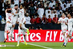 ادامه رقابت های جام ملت های آسیا پس از برد ایران مقابل عمان