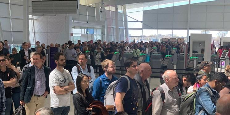 تخلیه فرودگاه «آدلاید» استرالیا به دلیل هشدار امنیتی