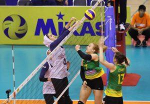 والیبال زنان ایران از سد استرالیا هم گذشت