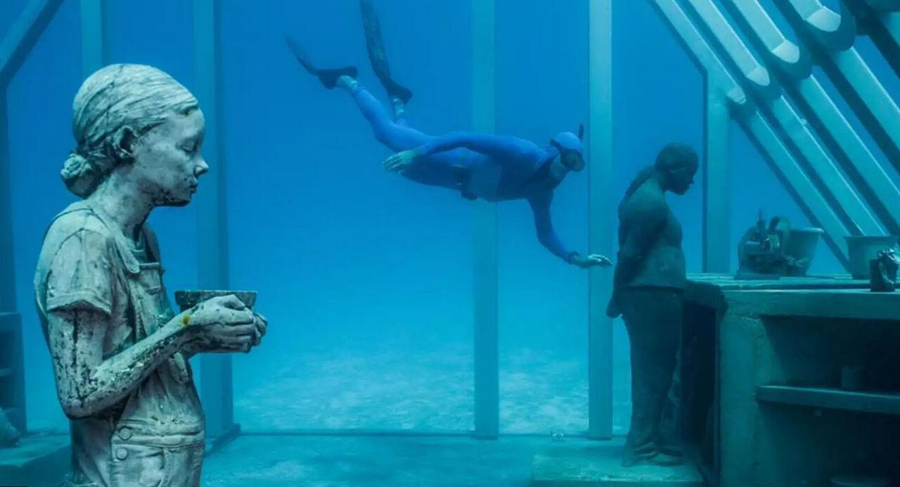 نخستین موزه زیرآبی نیمکره جنوبی در استرالیا