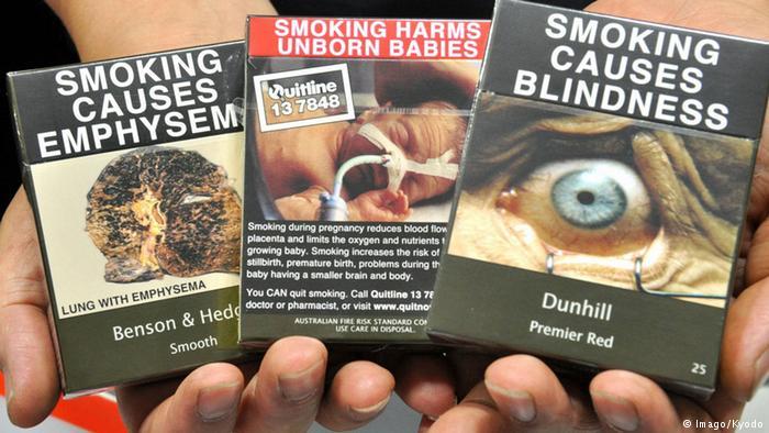 استرالیا سخترین جای دنیا برای سیگاری ها