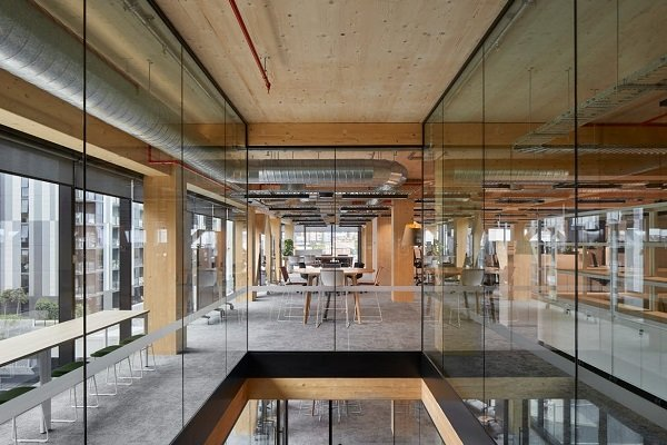 بلندترین ساختمان چوبی استرالیا ساخته شد