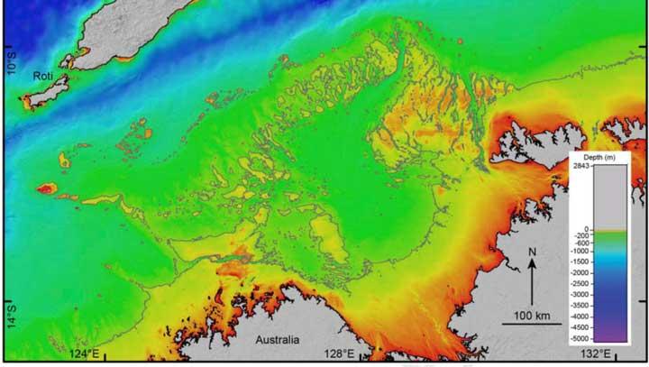 نخستین انسانها 50 هزار سال قبل با قایق به استرالیا سفر کردهاند