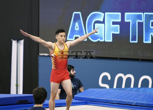 تیم ژیمناستیک هنری چین از جام جهانی استرالیا کنارکشید