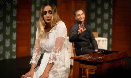 """گزارش تصویری/اجرای تئاتر """"اتاق ورونیکا"""" توسط هنرمندان سیدنی"""