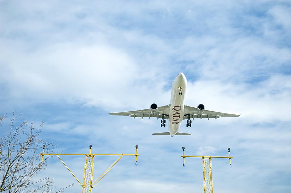 کرونا در ایران؛ توقف پروازهای قطر و ترکیه به ایران