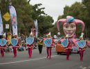 مومبا بزرگترین جشنواره همگانی استرالیا در ملبورن برگزار میشود