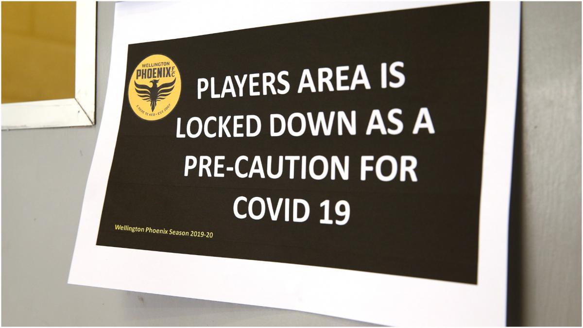 حرکت عجیب و باورنکردنی تعدادی از بازیکنان تیم فوتبال ولینگتون فونیکس