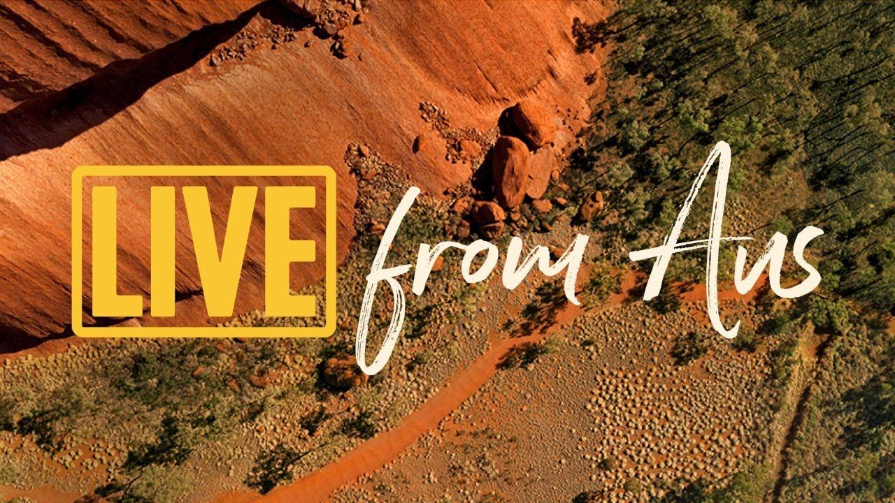 تعطیلات بعدی، سفر مجازی به استرالیا
