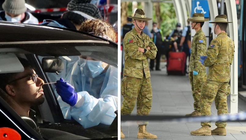 ایالت ویکتوریا برای مقابله با کرونا از ارتش کمک می گیرد
