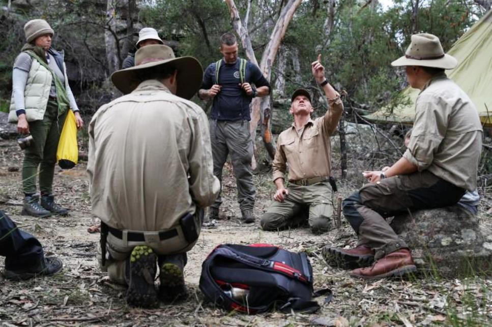 علاقمندی استرالیاییها به یادگیری مهارتهای بقا در طبیعت