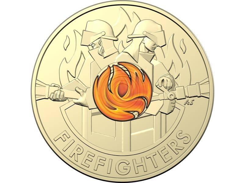 ضرب نسخه محدود سکه 2 دلاری در بزرگداشت آتشنشانان استرالیا