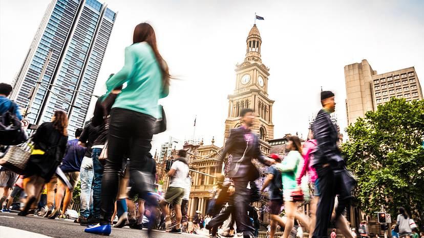 چرا استراليايیها میخواهند از شهرها بروند؟