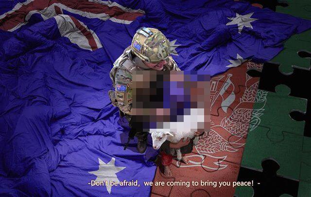 استرالیا خواستار عذرخواهی چین در پی انتشار عکسی در توییتر شد
