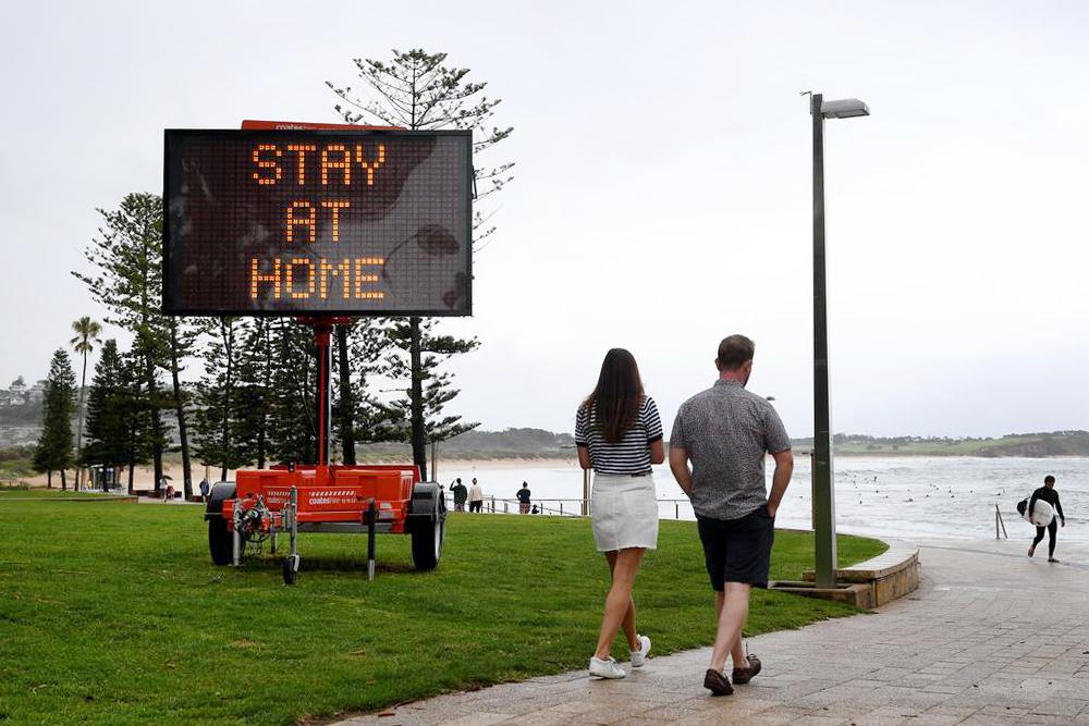 شناسایی 30 مورد جدید ابتلا / محدودیتها به سیدنی بازمیگردد