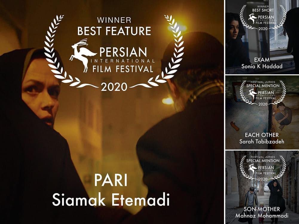 برگزیدگان نهمین جشنواره جهانی فیلم پارسی استرالیا معرفی شدند