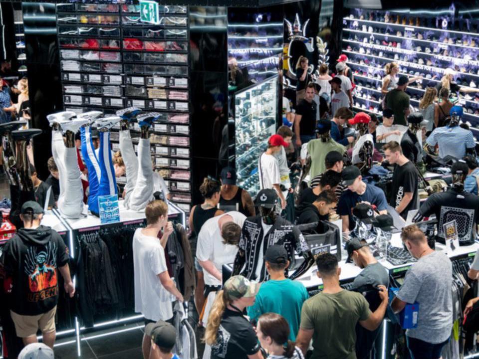 فروشگاه معروف در قلب مرکز تجاری سیدنی به عنوان نقطه پرخطر کرونا معرفی شد