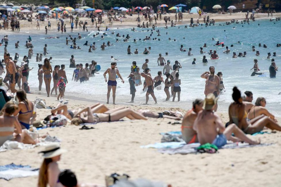 ورود موج گرما به ملبورن، سیدنی، کانبرا و آدلاید در تعطیلات بلند آخر هفته