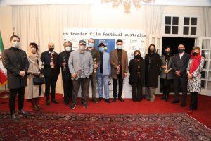 برندگان انار طلایی نهمین دوره جشنواره فیلمهای ایرانی استرالیا معرفی شدند