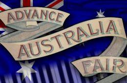 سرود ملی استرالیا با ترجمه فارسی