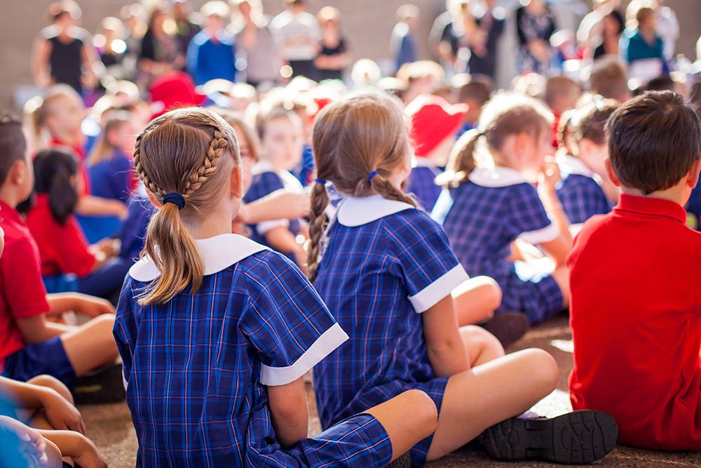 هشدار پلیس فدرال استرالیا: تصاویر روز اول مدرسه کودکانتان را منتشر نکنید
