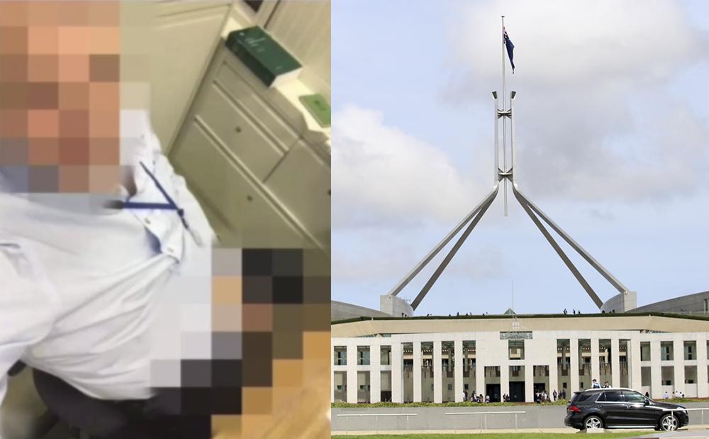 افشای 'ویدیوهای جنسی' در پارلمان استرالیا
