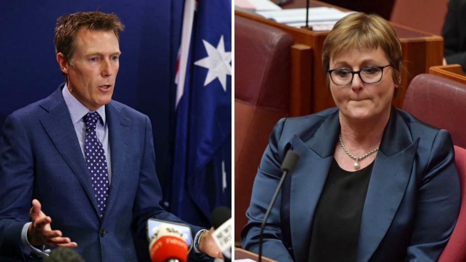 تنزل مقام دو تن از اعضای کلیدی دولت استرالیا در پی رسوایی تجاوز جنسی