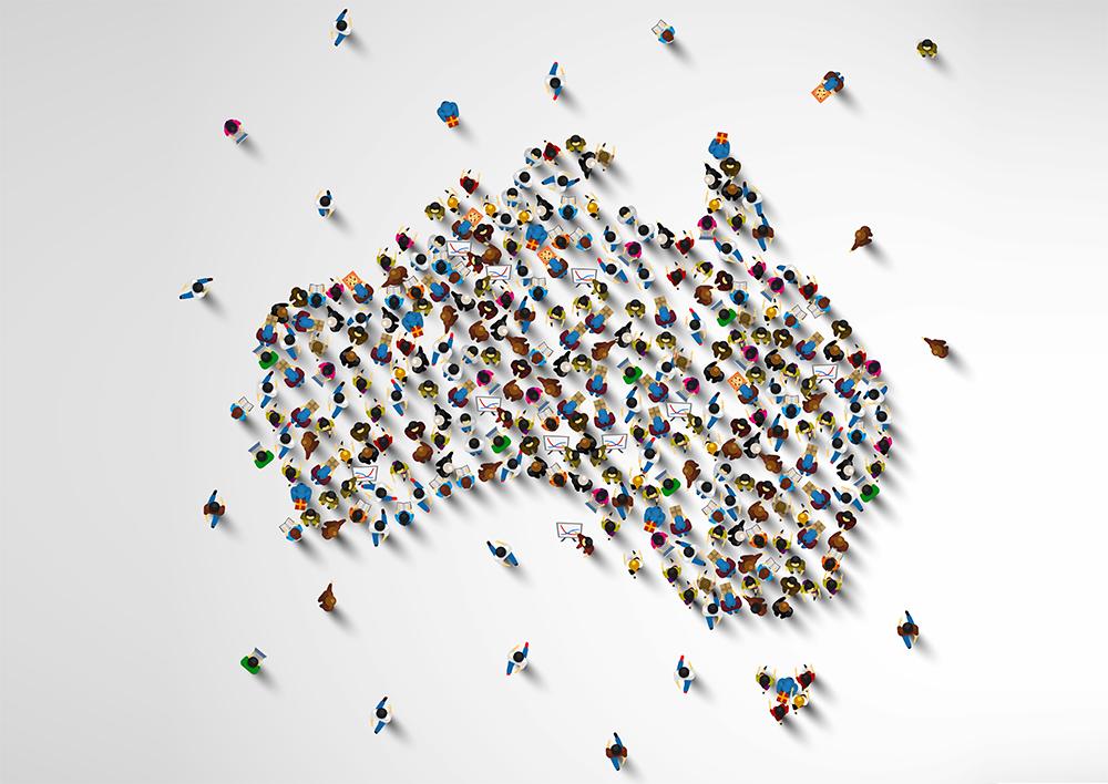 نخستین بار پس از 105 سال جمعیت استرالیا کاهش یافت