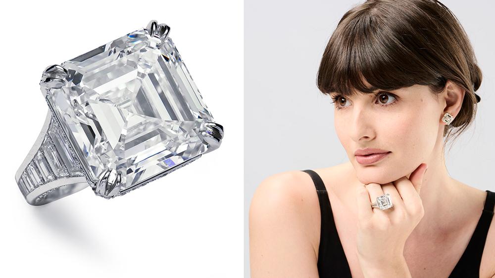 بزرگترین الماس تاریخ حراجیهای استرالیا را یک فرد ناشناس خریداری کرد