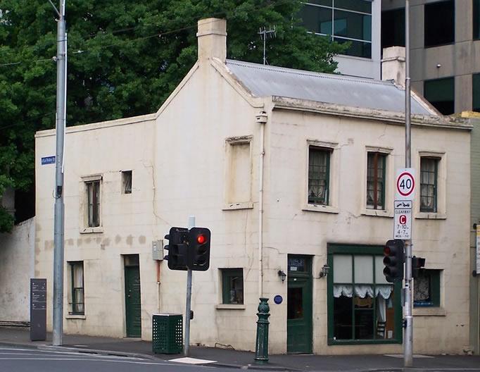 قدیمیترین ساختمان ملبورن به فروش گذاشته شد