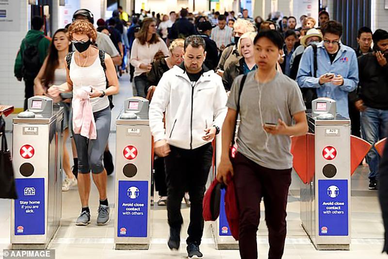 برنامه دولت برای رایگان کردن حمل ونقل عمومی سیدنی در روزهای دوشنبه و جمعه