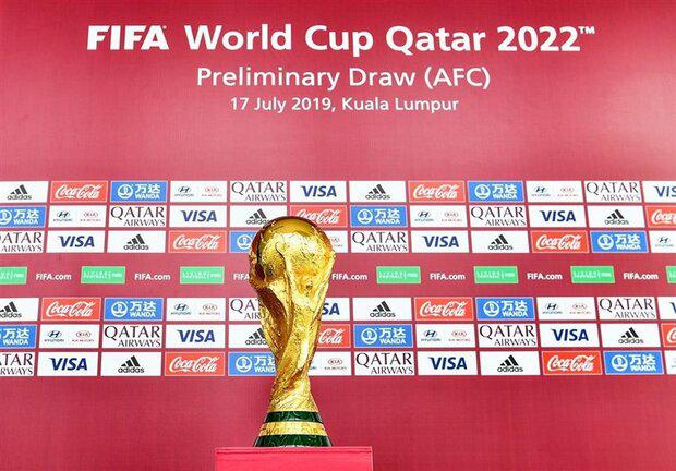 صعود تیم های ملی ایران و استرالیا به مرحله نهایی انتخابی جام جهانی